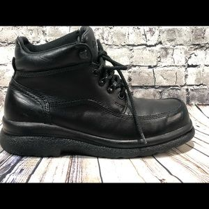 Red Wing steel toe work chukka boots #6664 sz 6.5